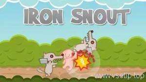 Iron Snoutpg